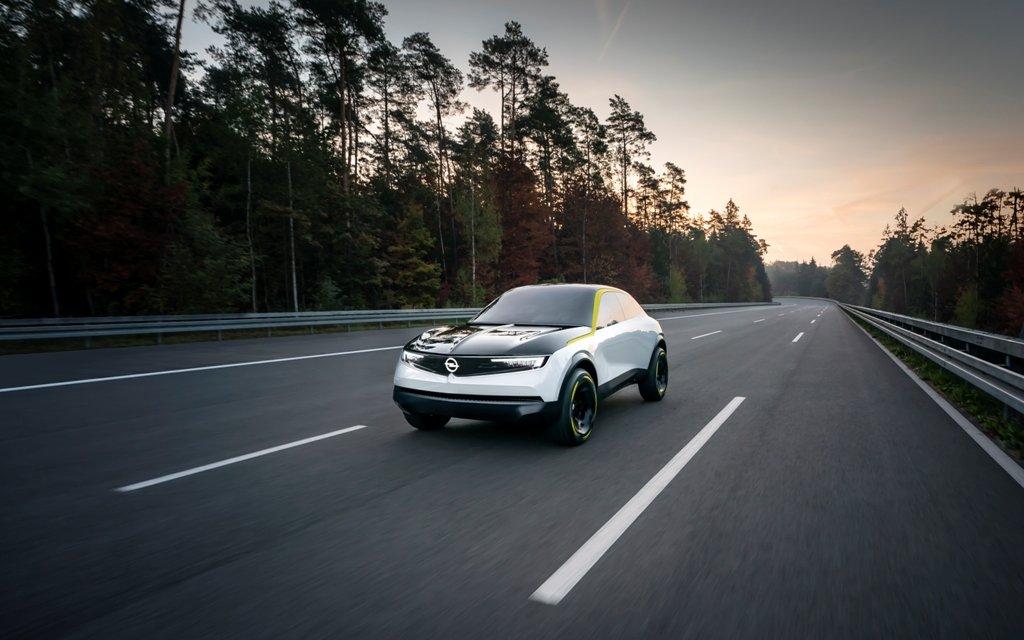 Opel GT X Experimental – Cool statt Kalt