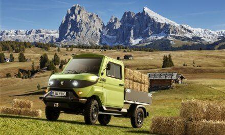 EVUM aCar – Elektromobilität für die Landwirtschaft