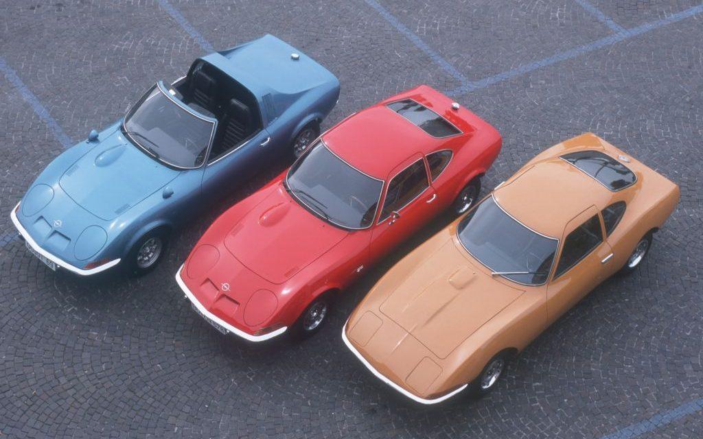 Der Opel GT wird Fünfzig