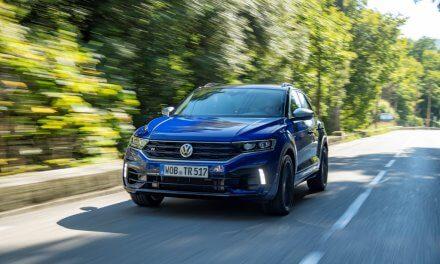 VW T-Roc R – Heißer Kurvenräuber