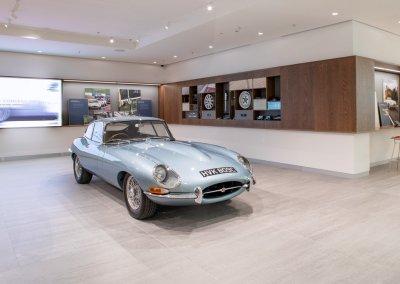 1_Statement Site_Classic Bereich_Jaguar E-Type