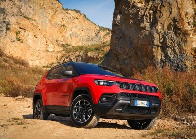 New Jeep® Compass Trailhawk 4xe