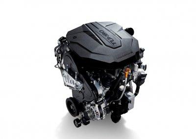 New Hyundai Santa Fe 2.2 Liter-Diesel