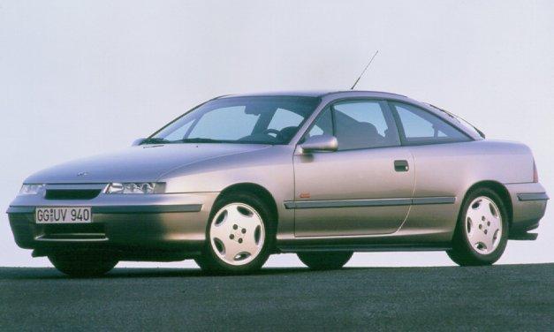 Opel Calibra – Manta ohne Fuchsschwanz