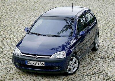 2003 Opel Corsa GSi 1.8 ECOTEC