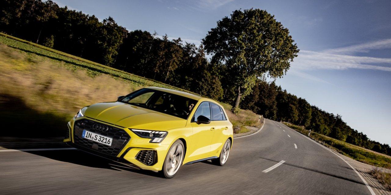 Audi S3: Kompakter Kurvenkünstler