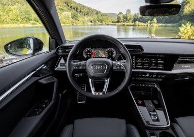Audi S3 Armaturen