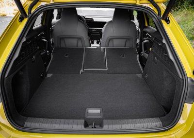 Audi S3 Kofferraum