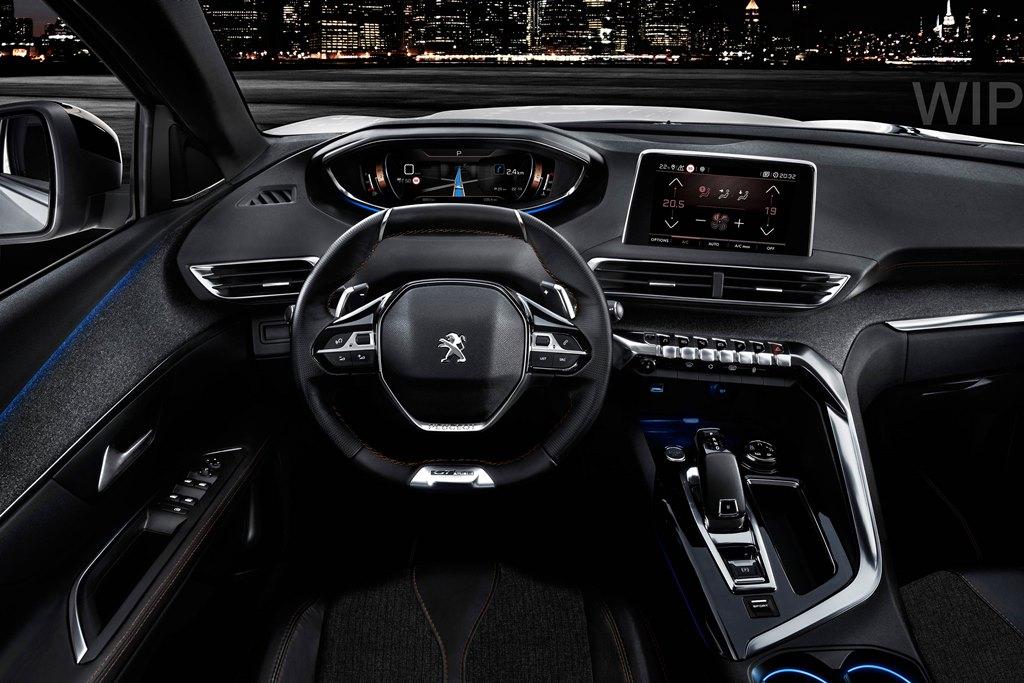 Peugeot 3008 Cockpit