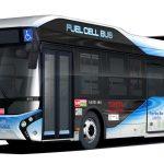 Toyota setzt ersten Brennstoffzellenbus ein