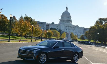 Cadillac CT6 – Dynamische First Class