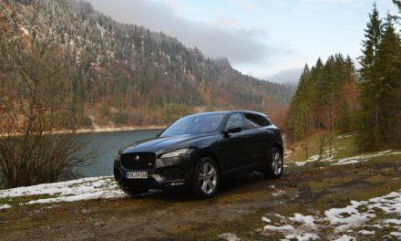 Jaguar F-Pace S – Genetisch verändert