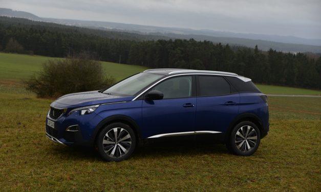 Peugeot 3008 – Erster Versuch perfekt gelungen