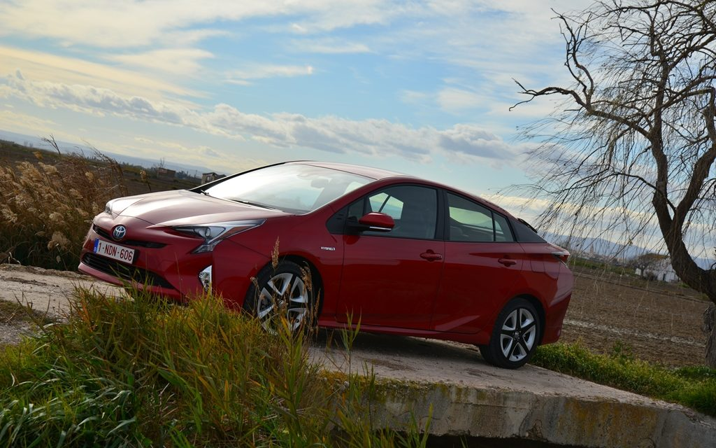 Toyota Prius – Mehr Eleganz in der 4. Generation