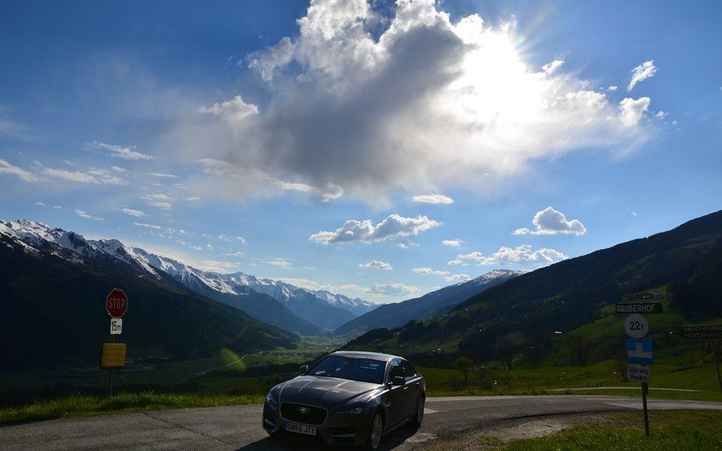 Jaguar XF 20d AWD – Die Allrad-Limousine