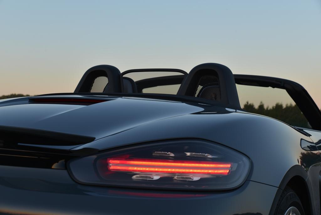 Porsche 718 Boxster S Heckleuchte