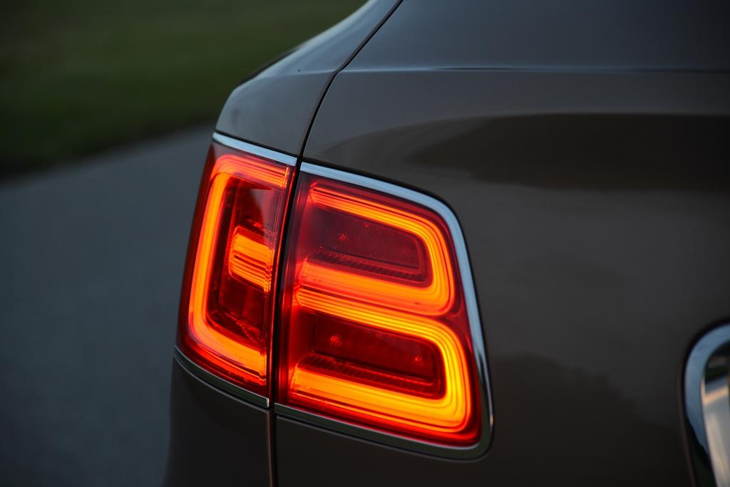 Bentley Bentayga Rücklicht