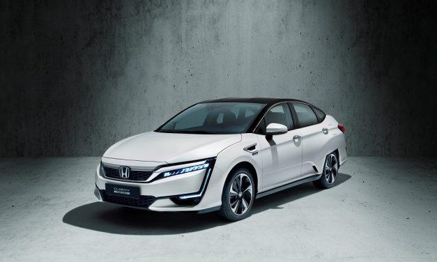 Elektromobilitätsstrategie von Honda