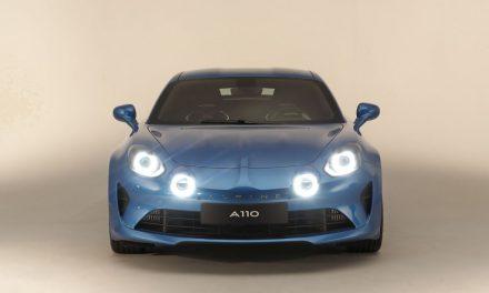 Die Alpine A110 von Renault ist zurück