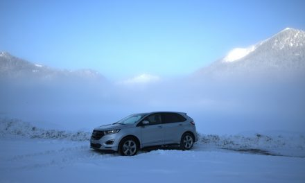 Ford Edge – Made in Canada