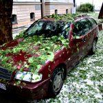 Welche Autoversicherung zahlt nach dem Unwetter?