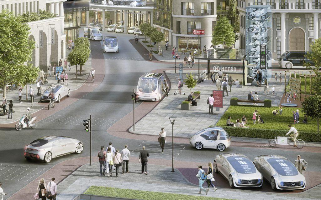 Bosch und Daimler kooperieren beim autonomen Fahren