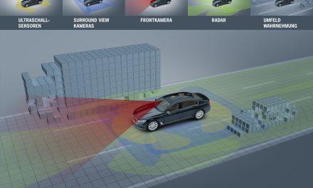 Die Level des autonomen Fahrens
