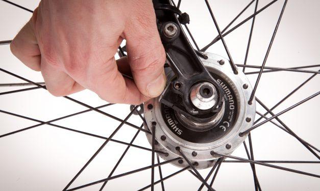 Fahrrad-Check zum Start in die Saison