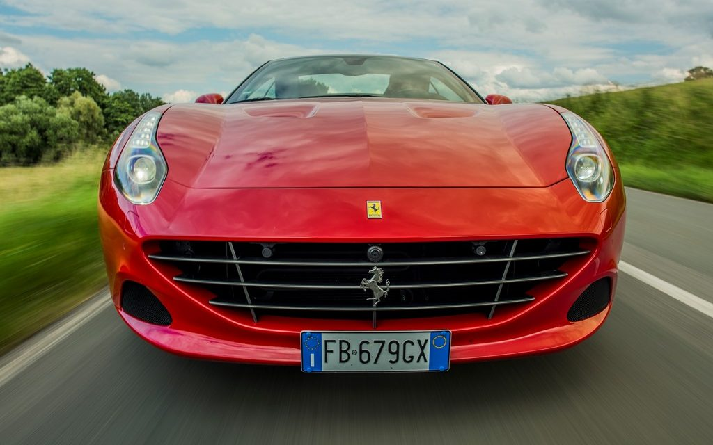 Ferrari California T HS – Der Sanfte aus Maranello