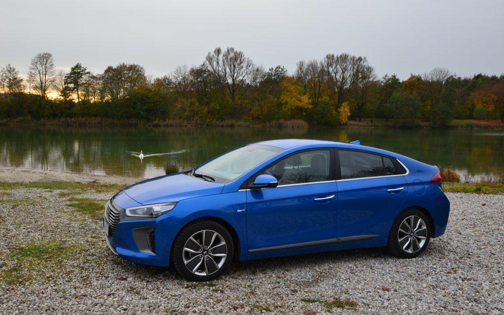 Hyundai Ioniq Hybrid – Einer von Drei