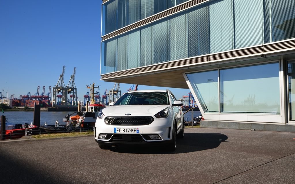Kia Niro – Der Hybrid-SUV