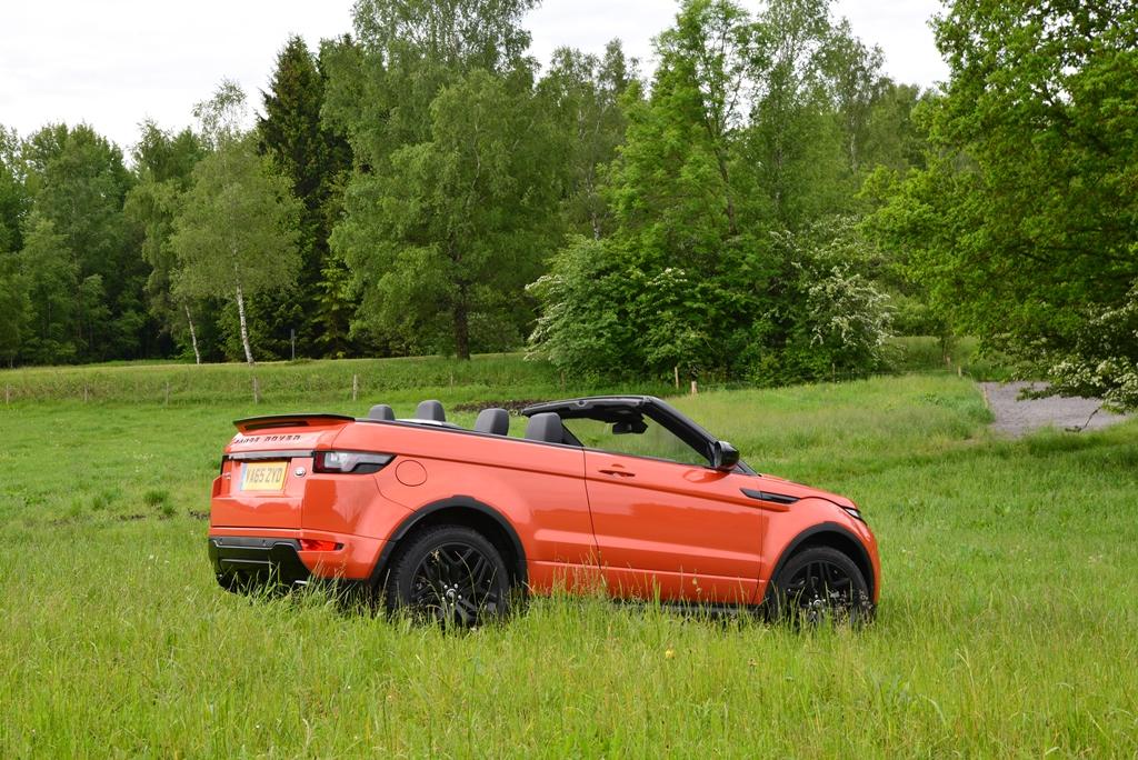 Range Rover Evoque Cabriolet