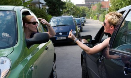 Beleidigungen im Straßenverkehr
