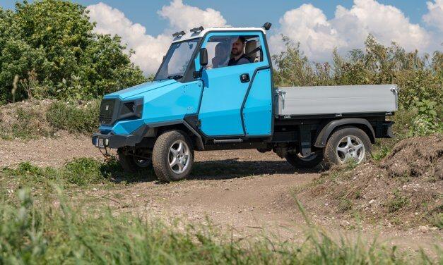 Das aCar – Elektromobilität für Afrika