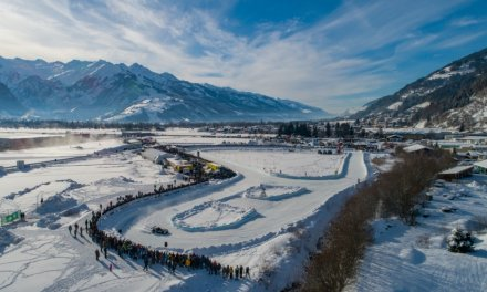 Ice, Ice, Baby – Schaulauf beim GP Ice Race in Zell am See