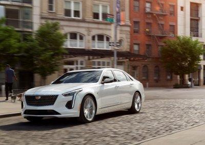 2019 Cadillac CT6 V-Series