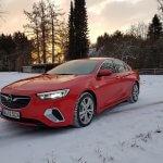 Opel Insignia GSi – Die sportliche Speerspitze