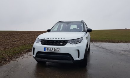 Land Rover Discovery V6 Twinturbo-Diesel – Hammerkraft