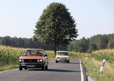 Sachsen Classic 2019 VW Passat