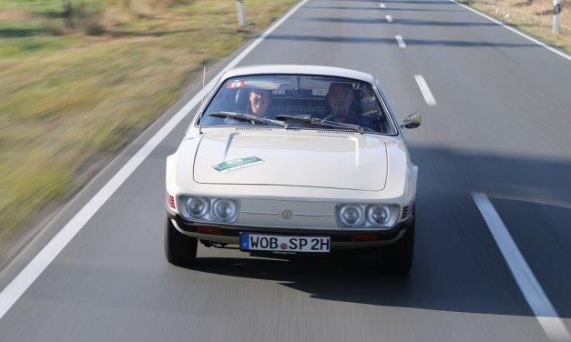 Volkswagen bei der Sachsen Classic 2019