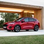 Weltpremiere des neuen Ford Kuga