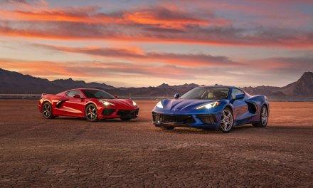 Chevrolet Corvette Stingray – Knapp unter 100