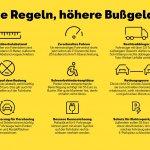 Neuerungen der Straßenverkehrsordnung ab 28. April 2020