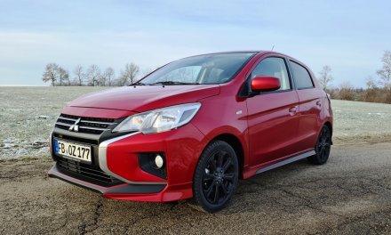 Mitsubishi Space Star – Bestseller der Kleinwagen
