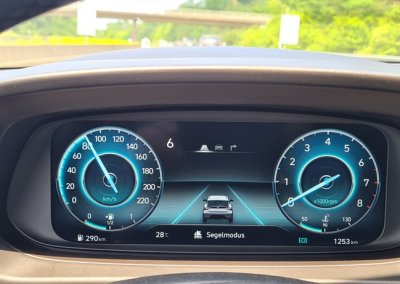 Hyundai Bayon 1.0 T-GDI 48-Volt-Hybrid Prime