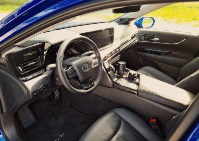 Toyota Mirai Advanced Interieur