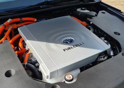 Toyota Mirai Advanced Brennstoffzelle