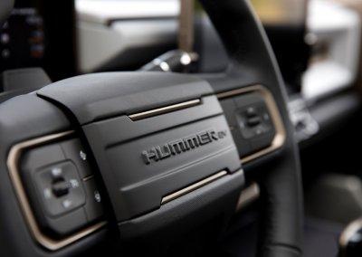 GMC Hummer EV Lenkrad