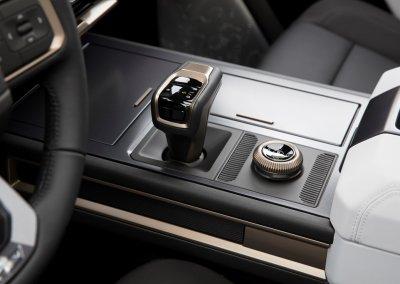 GMC Hummer EV Schalthebel