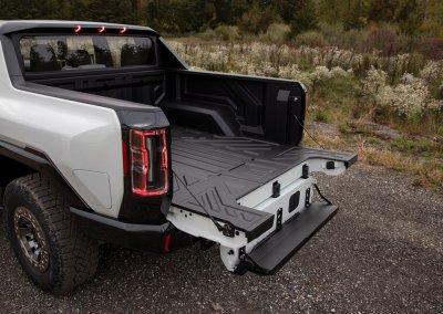 GMC Hummer EV Ladefläche